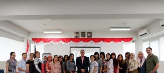 """Morning Talk """"Education 4.0 : Preparing Work Force of the Future"""" with Mr. Indra Charismiadji"""