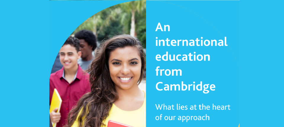 CAMBRIDGE INTERNATIONAL PROFILE